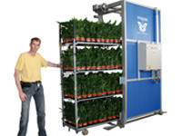 Automated Packaging Systems for nursery and greenhouse