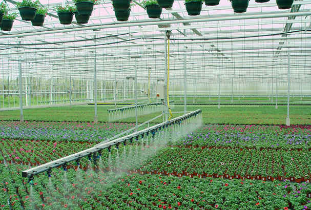 Irrispray Fixed I Watering Irrigation Visser Horti Systems
