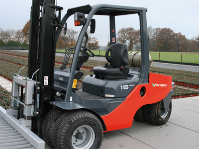 Space-O-Mat Vitoy Forklift
